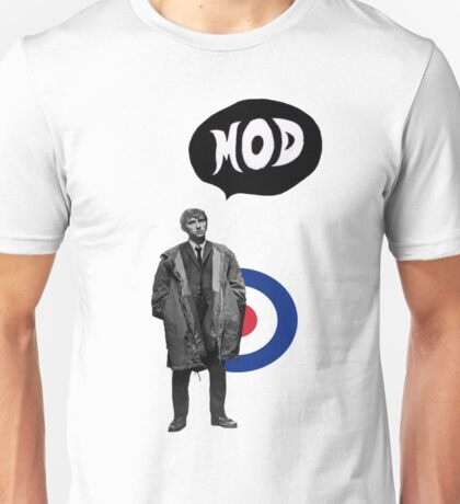 Jimmy the mod Unisex T-Shirt
