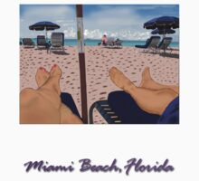 Faux Miami Beach by zfollweiler