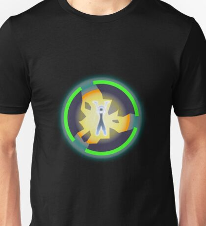 Space God Burst Logo Unisex T-Shirt
