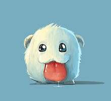 League of Legends - Poro by leagueofposters