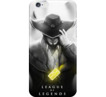 League of Legends - Twisted Fate iPhone Case/Skin
