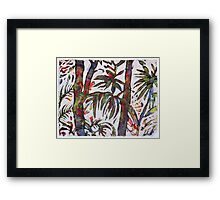 The Indian Jungles Framed Print