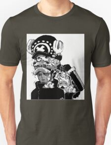 ONE PIECE: Mortified Law T-Shirt