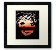 Mistress Earth Framed Print