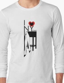 I love NYlons Long Sleeve T-Shirt