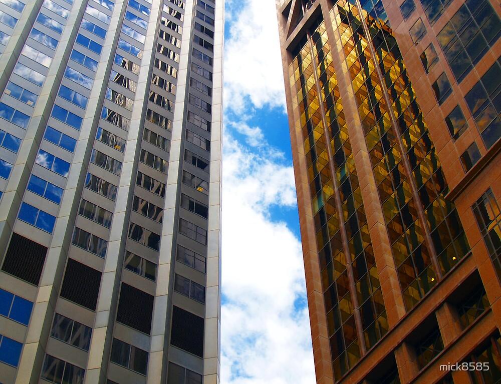 strip of sky by mick8585