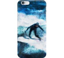 Surfing as a Summer Sport iPhone Case/Skin