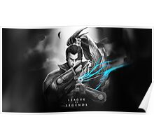 League of Legends - Yasuo Poster