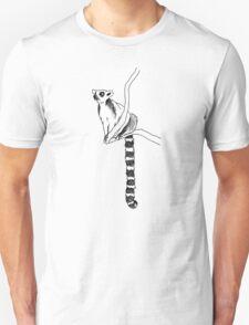 Lemur Fanimal Unisex T-Shirt