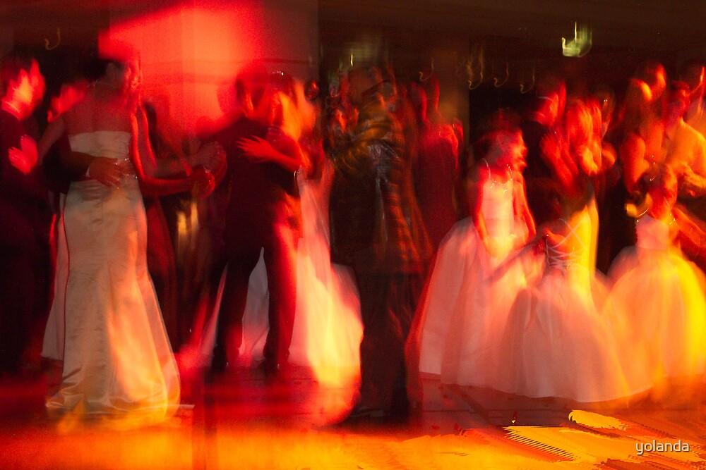 A Wedding Scene by yolanda