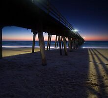 Grange Jetty by KathyT