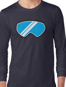Snow goggles winter Long Sleeve T-Shirt