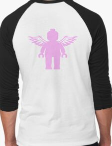 ANGEL MINIFIG  Men's Baseball ¾ T-Shirt