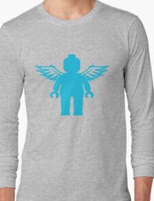 ANGEL MINIFIG  Long Sleeve T-Shirt