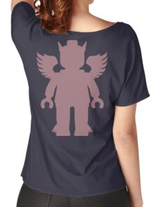 WINGED GREEK GOD  Women's Relaxed Fit T-Shirt