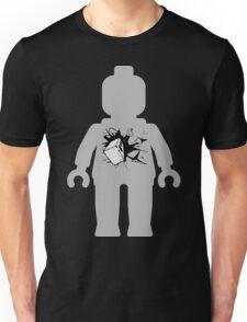 Minifig with Smashing Window Unisex T-Shirt