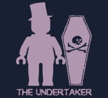 THE UNDERTAKER  by Customize My Minifig