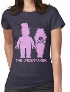 THE UNDERTAKER  Womens Fitted T-Shirt