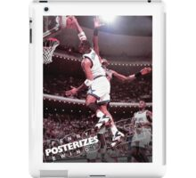Penny Posterizes Ewing! iPad Case/Skin