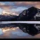 Rundle Reflections by Robert Mullner