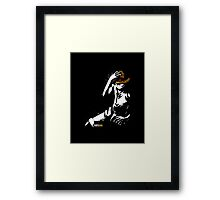 Monkey de Luffy Framed Print