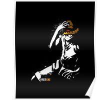 Monkey de Luffy Poster