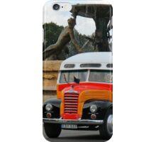 Malta Bus iPhone Case/Skin
