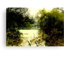 St James' Park-London Canvas Print
