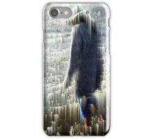 Gulliver in Abstract Universe iPhone Case/Skin