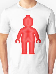 Alien Minifig Xray Unisex T-Shirt