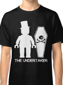 """THE UNDERTAKER""  Classic T-Shirt"