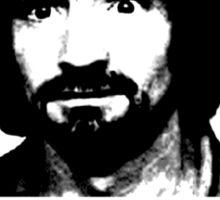 Manson As Christ Sticker