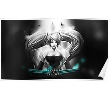 League of Legends - Sona Poster