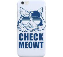 One Cool Cat iPhone Case/Skin