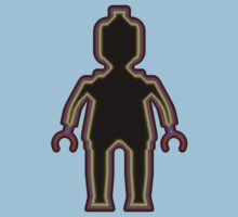 Alien Minifig Xray  Kids Clothes