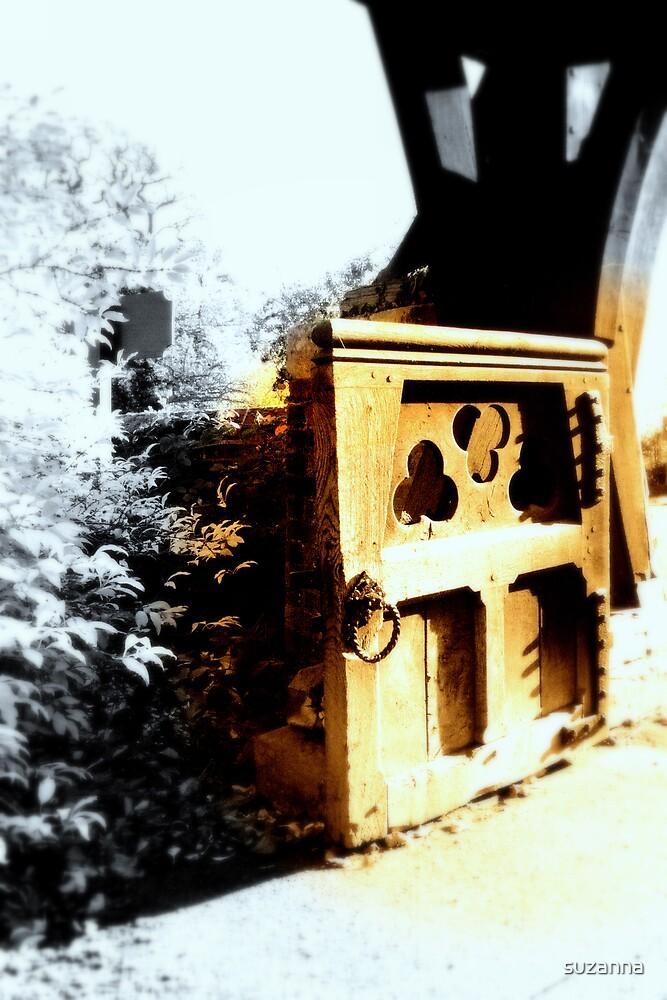 Church Gate by suzanna