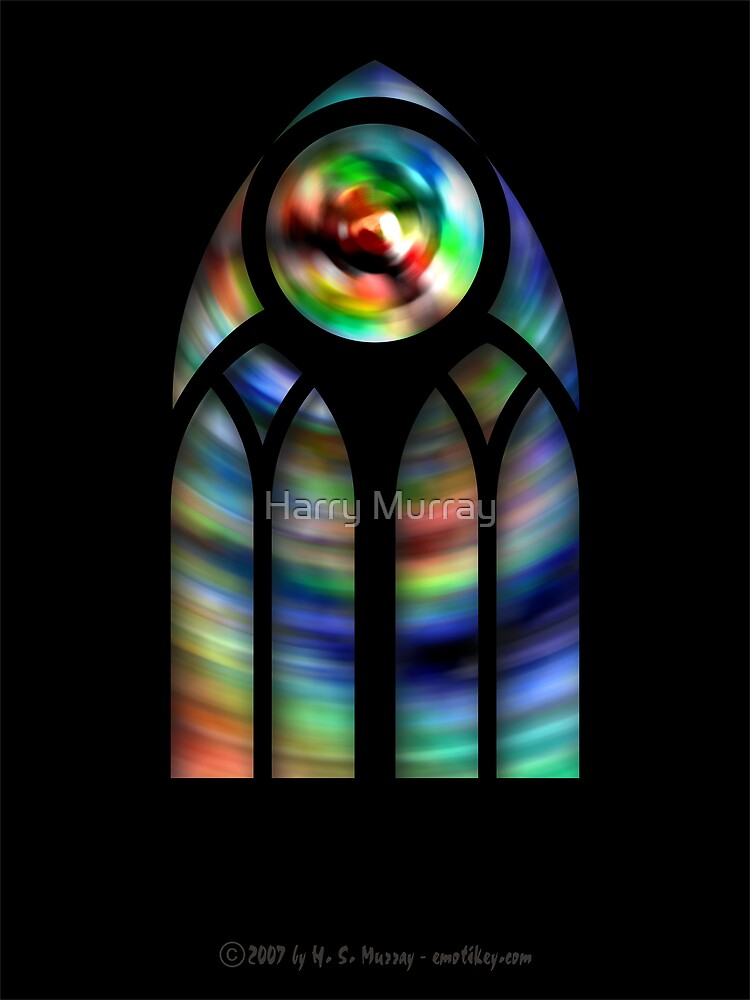 Goth Glass II by Harry Murray