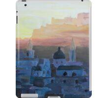 Salzburg Austria at Dusk iPad Case/Skin