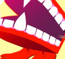 Chatter Vamp Sticker
