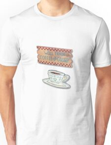 Coffee for Gossip T-Shirt