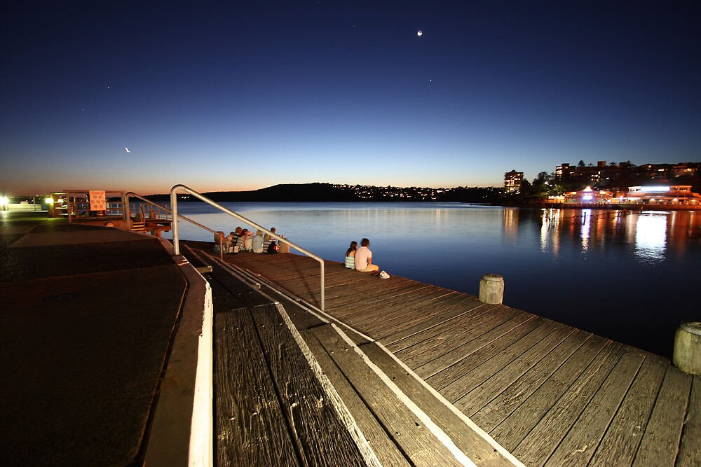 Manly Pier by adam
