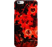 Gears, Ingranaggi 02 iPhone Case/Skin