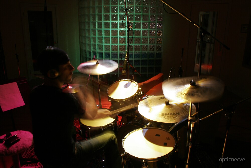 drumming by opticnerve