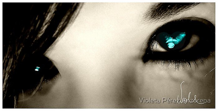 """""""Eyes Of Stars"""" by Violeta Pérez Anzorena"""