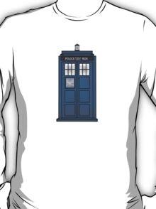Doctor Who Tardis doors T-Shirt