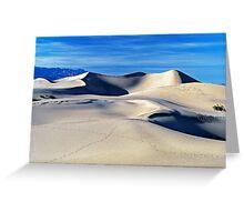 Cool Desert Greeting Card