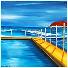Mona Vale Pool by Lara Allport