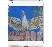 Morning Stretch iPad Case/Skin
