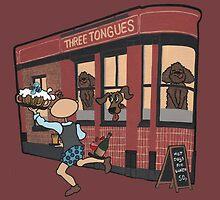 Wildago's Three Tongues by Regalos