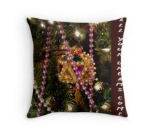 May All Your Dreams Come True (Ornament) Throw Pillow